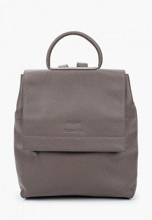 Рюкзак Eleganzza. Цвет: серый