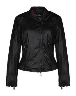 Куртка FREEDOMDAY. Цвет: черный