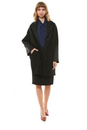 Пальто Versace Collection. Цвет: черный