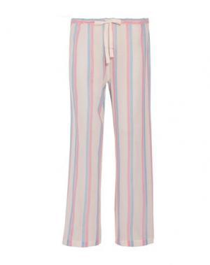 Пляжные брюки и шорты SOLID & STRIPED. Цвет: белый