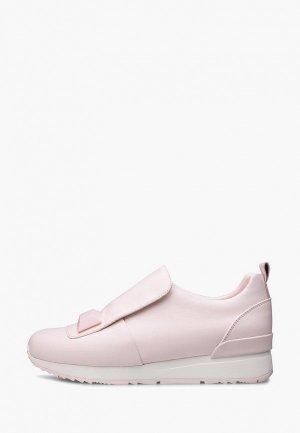 Ботинки Alla Pugachova. Цвет: розовый