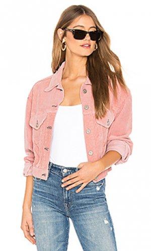 Куртка MCGUIRE. Цвет: розовый