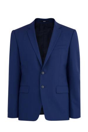 Пиджак KENZO. Цвет: синий