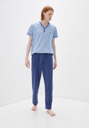 Пижама Blackspade. Цвет: разноцветный