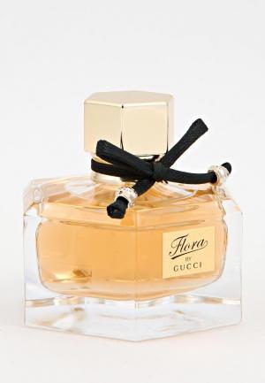 Парфюмерная вода Gucci Flora By, 50 мл. Цвет: прозрачный