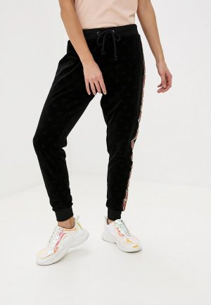Брюки спортивные Guess Jeans. Цвет: черный