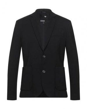 Пиджак MINIMUM. Цвет: черный
