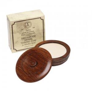 Деревянная миска и мыло для бритья Wooden Bowl Including Shaving Soap (100 г) Taylor of Old Bond Street