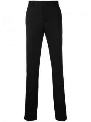 Классические брюки с полосками сбоку Calvin Klein 205W39nyc. Цвет: черный