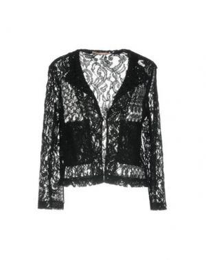 Пиджак COCCAPANI. Цвет: черный