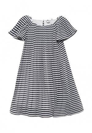 Платье 3 Pommes PO013EGZRT57. Цвет: мультиколор