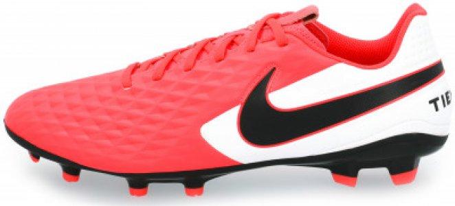 Бутсы мужские Legend 8 Academy Fg/Mg, размер 41 Nike. Цвет: красный