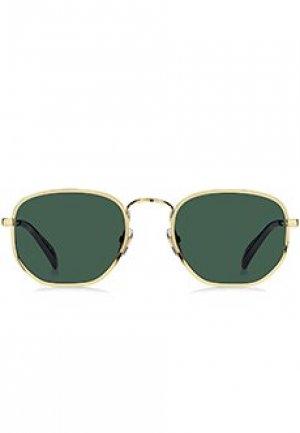 Солнцезащитные очки GIVENCHY. Цвет: зеленый