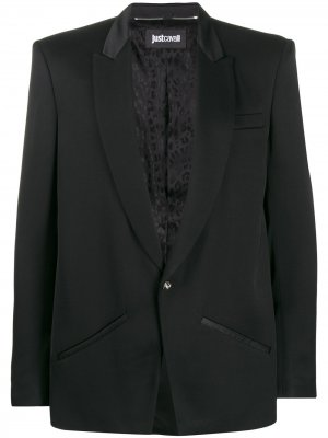 Вечерний костюм Just Cavalli. Цвет: черный