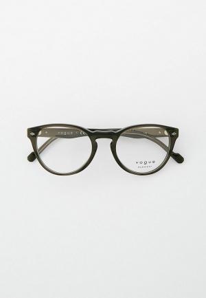 Оправа Vogue® Eyewear VO5382 2923. Цвет: черный