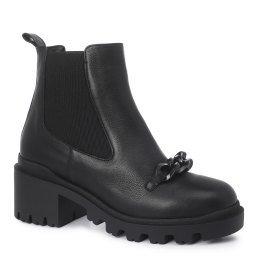 Ботинки W368 черный GIOVANNI FABIANI
