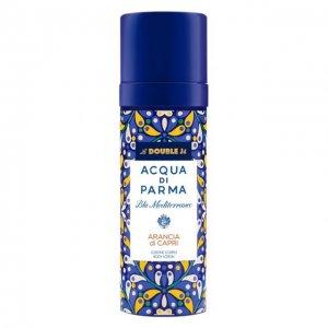 Парфюмированный лосьон для тела Blu Mediterraneo Arancia Di Capri Acqua Parma. Цвет: бесцветный