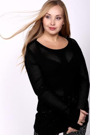 Пуловер Basler. Цвет: чёрный