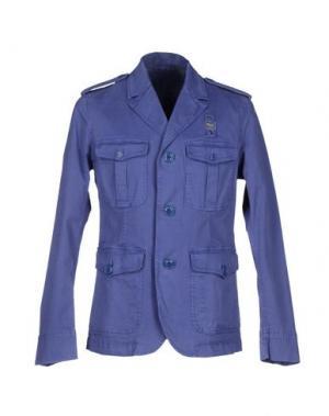 Пиджак BLAUER. Цвет: синий
