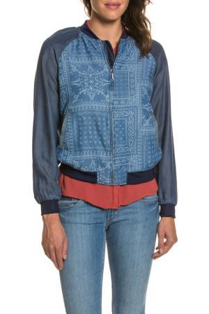 Jacket Pepe Jeans. Цвет: blue
