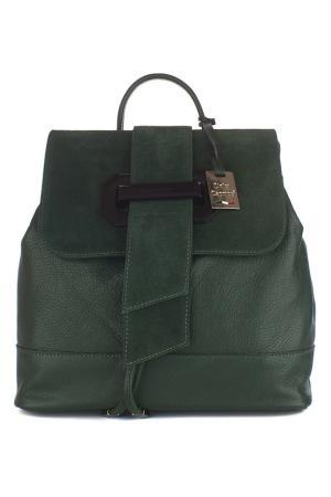 Рюкзак Dolci Capricci. Цвет: оливковый