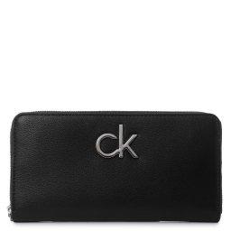 Кошелёк K60K606362 черный CALVIN KLEIN