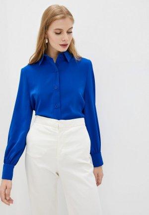 Блуза Bezko. Цвет: синий