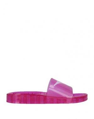 Сандалии DIADORA. Цвет: пурпурный