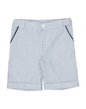 Повседневные брюки BABY GRAZIELLA. Цвет: белый