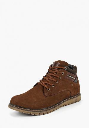 Ботинки Badalli. Цвет: коричневый