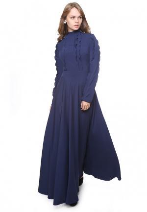 Платье Marichuell PALATINO. Цвет: синий