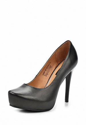 Туфли Clotilde SI293AWCQK03. Цвет: черный