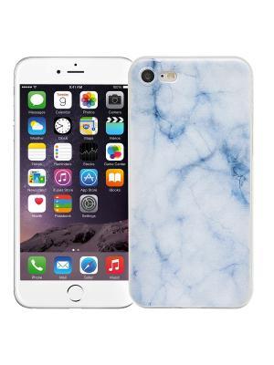 Чехол для iPhone 7 Total white Kawaii Factory. Цвет: белый