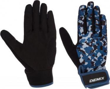 Перчатки для фитнеса , размер XL Demix. Цвет: синий