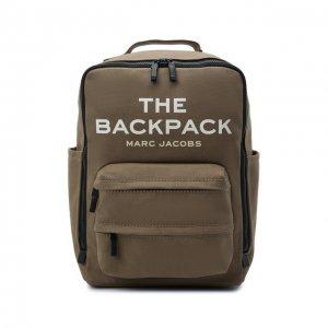 Рюкзак MARC JACOBS (THE). Цвет: хаки