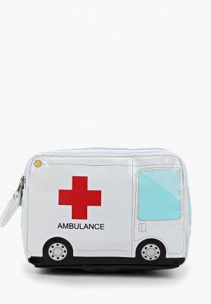 Органайзер для хранения Balvi Ambulance. Цвет: белый