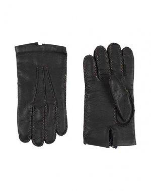 Перчатки SCABAL®. Цвет: черный