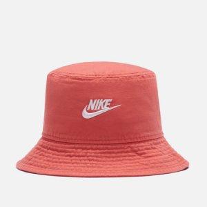 Панама Futura Wash Nike. Цвет: красный