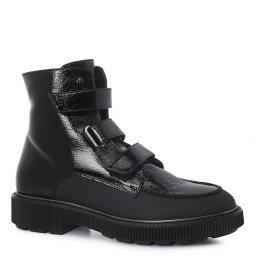 Ботинки AC0416 черный KELTON