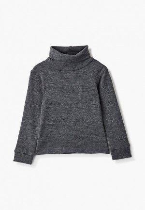 Термобелье верх Wool&Cotton. Цвет: серый
