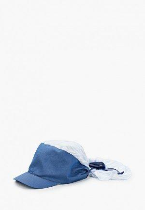 Бандана Сиринга. Цвет: синий