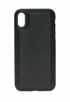 Чехол для iPhone Bouletta X Flex Cover. Цвет: черный