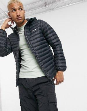 Черная стеганая куртка Vaskye-Черный Berghaus