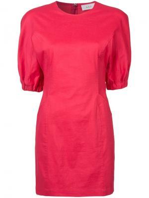 Платье мини с круглым вырезом A.L.C.