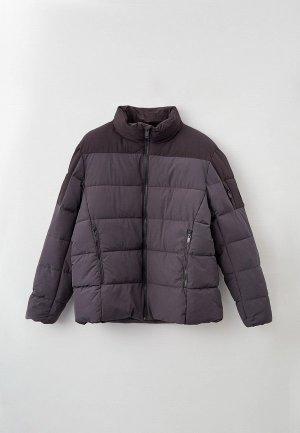 Куртка утепленная Ostin O'stin. Цвет: серый
