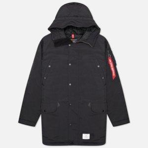 Мужская куртка парка N-3B Altitude Mod Alpha Industries. Цвет: чёрный