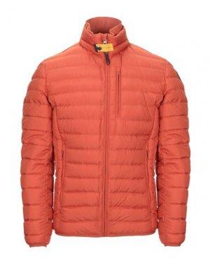 Пуховик PARAJUMPERS. Цвет: оранжевый