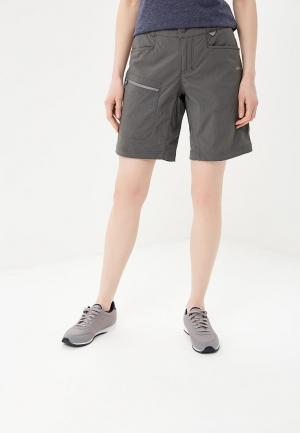 Шорты Bergans of Norway Utne Lady Shorts. Цвет: серый