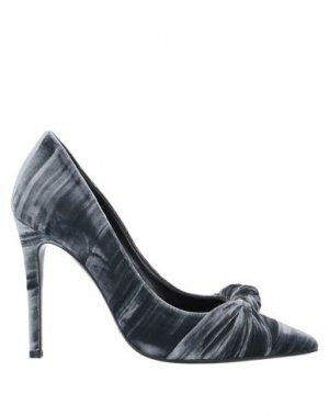 Туфли DEIMILLE. Цвет: серый