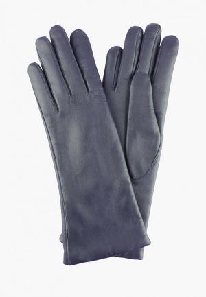 Перчатки Edmins. Цвет: синий